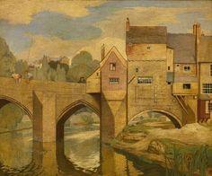 #elvetbridge hashtag on Instagram • Photos and Videos Durham, Impressionist, 19th Century, Modern Art, Bridge, Auction, Photo And Video, Instagram, Paintings