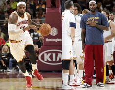 NBA Kicks: LeBron James Double Dips With The Nike LeBron 12 And Nike Zoom Soldier 8: October 6, 2014, 8:30 am