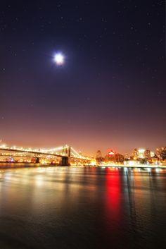 Bright Like Neon Lights,  Brooklyn Heights, NYC