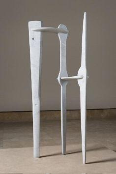 The White Gunas by Isamu Noguchi