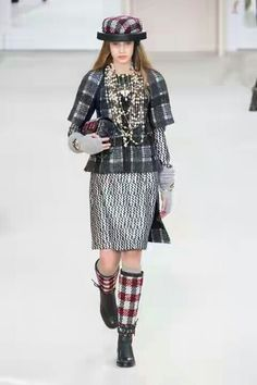 Chanel fall winter 2016