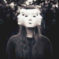 18-Year-Old Photographer's Spectacular Conceptual Self-Portraits | artFido's Blog