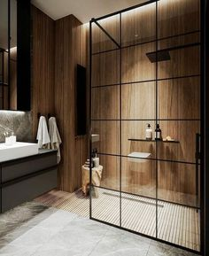 Home Interior Modern Bathroom Inspiration // Mint Lighting Design Bad Inspiration, Bathroom Design Inspiration, Interior Design Examples, Home Interior Design, Design Ideas, Interior Designing, Design Interiors, Luxury Interior, Design Design
