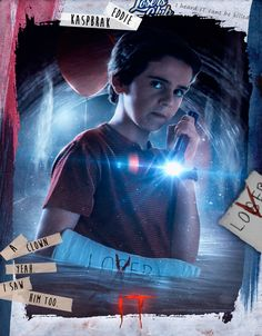 Jack Grazer is Eddie Kaspbrak | #IT #ItMOVIE #It2017