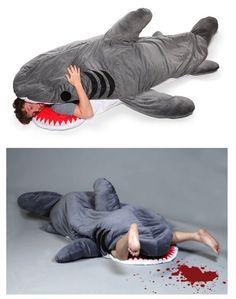 Chum Buddy sleeping bag!