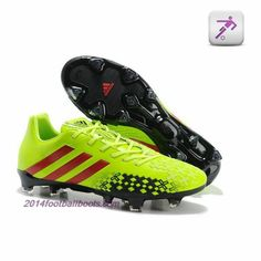 the best attitude 1dc1a f87f5 2014 Adidas Predator LZ 2 FG Elite Yellow Boys Futsal Shoes Kronos