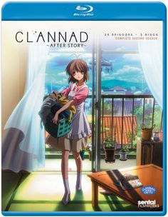 Clannad: After Story Complete Collection [Blu-ray] Blu-ray ~ Yuichi Nakamura, http://www.amazon.com/dp/B007V2LN92/ref=cm_sw_r_pi_dp_CTZXpb1KA4284
