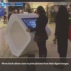 #Photo #kiosk allows users to #print #pictures from their #digital #images. #TucanaGlobalTechnology #Manufacturer #HongKong