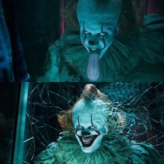I can't get over how amazing this trailer was 😔👊👊 it has my heart quaking for this clown ⠀ ⠀ Tag Horror Movie Characters, Horror Films, Horror Art, Pennywise Film, Pennywise The Dancing Clown, Clown Horror, Funny Horror, Evil Clowns, Scary Clowns