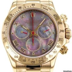 Rolex Cosmograph Daytona 116528 18k Yellow Gold Men's Watch