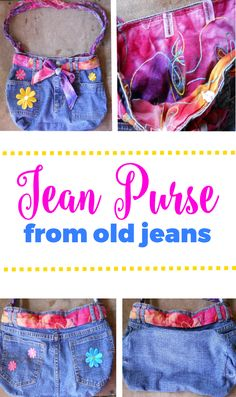 Jean Purse from Old