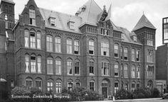 Bergwegziekenhuis Rotterdam 1970-1974