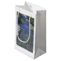 Impressionist Blue Forest Path Small Gift Bag  Impressionist Blue Forest Path Small Gift Bag      $9.45   by  Tannaidhe  http://www.zazzle.com/impressionist_blue_forest_path_small_gift_bag-256387095000720341    - - - Come see all my other items at Tannaidhe's Designs!  http://www.zazzle.com/tannaidhe?rf=238565296412952401&tc=MPPin