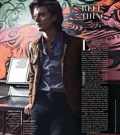 Joe Keery for Chicago Social magazine Stranger Things Joe Keery, Stranger Things Have Happened, Joe Kerry, Chet Faker, Badass Movie, Skinny Leather Pants, The Wombats, Steve Harrington, Netflix