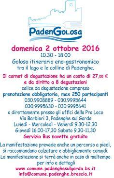 3 PadenGolosa a Padenghe http://www.panesalamina.com/2016/50235-padengolosa-a-padenghe.html