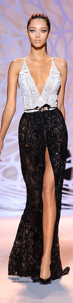 #HauteCouture          Zuhair Murad Haute Couture Fall/Winter 2014-15