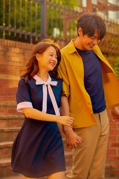 Park Bo Young and Kim Young Kwang keep it real in Your Wedding Park Bo Young, Kpop Couples, Cute Couples, Korean Couple, Korean Girl, Korean Celebrities, Korean Actors, Kim Young Kwang, Korean Drama Movies