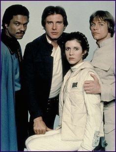 STAR WARS — ok why are they sO perfect