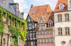 Die zehn schönsten Fachwerkstädte Deutschlands: Quedlinburg