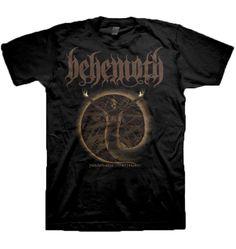 Behemoth Pandemonic Incantations for $19.95  http://www.jsrdirect.com/merch/behemoth/pandemonic-incantations #behemoth #pandemonicincantations #pandemonic #metaltees #bandtshirts #metaltshirts #bandtees
