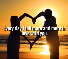 Romantic saying for your boyfriend