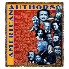 American Authors Tapestry