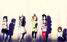 /K-ON!/#708478 - Zerochan | Kakifly | Kyoto Animation / Hirasawa Yui, Tainaka Ritsu, Akiyama Mio, Kotobuki Tsumugi, and Nakano Azusa