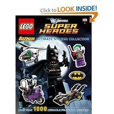 Ultimate Sticker Collection: LEGO Batman (LEGO DC Universe Super Heroes) (ULTIMATE STICKER COLLECTIONS): DK Publishing - $9.35