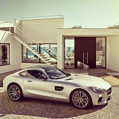 Love at 1st sigt ( Mercedes Amg GT )