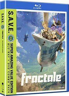 Fractale: The Complete Series [Blu-ray] Brina Palencia, Dvd Blu Ray, Movie Tv, Baseball Cards, Movie Posters, Rome, Italia, Film Poster, Billboard