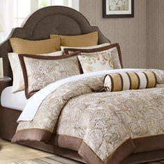 Found it at Joss & Main - 12-Piece Georgia Comforter Set