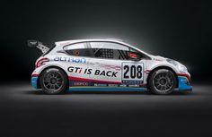 208 GTi Racing Experience