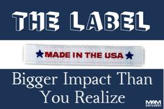 Made in America Bigger Impact Than You Realize Giveaway: Win a Made in America Movement 16oz Tumbler. Made with shatterproof, BPA free Tritan plastic.