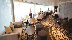Fusion Restaurant Bar On Pullmantur Sovereign