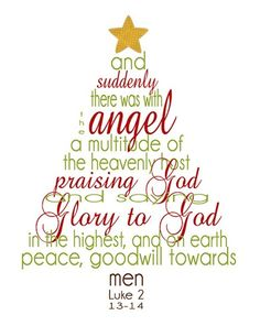 Christmas graphic featuring scripture....check out this blog!