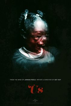 Incredible Poster Designs By Fans of Jordan Peele's 'Us' - Popcorn Horror Horror Icons, Horror Movie Posters, Horror Movies, Comedy Movies, Fan Poster, Movie Poster Art, Halloween 2018, Scary Movies, Good Movies