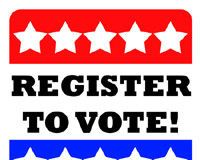 Register to Vote in the United States | America has one of the lowest voter turnout rates in the world. People have fought and died for the right to vote. Too many, just sit at home on election day. I understand people lead busy lives. Some people balance two or more jobs, kids, school, and other activities all at once. But this is important. So everyone, please register before your state's deadline. Here is a site to help you. | http://www.usa.gov/Citizen/Topics/Voting/Register.shtml