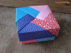 origami box | revi paat | Flickr