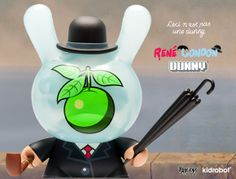 Magritte's Dunny !!
