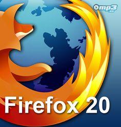 Firefox 20, la mejor manera de cerrar una semana  Llegamos al viernes, y que mejor que afrontar un fin de semana actualizando nuestro Firefox. En esta versión, los desarrolladores de Mozilla nos traen un browser mucho más personalizable y con mayor soporte para HTML5. Descubre las novedades de Firefox 20 aquí:   http://descargar.mp3.es/lv/group/view/kl229999/Firefox_20.htm?utm_source=pinterest_medium=socialmedia_campaign=socialmedia     Por supuesto, queremos saber tu opinión.