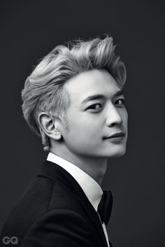 Minho | GQ Magazine October Issue '16