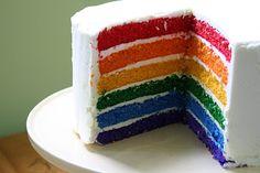 Chakra cake