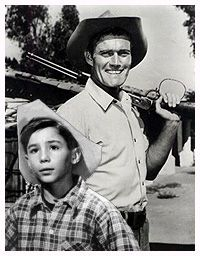 The Rifleman 1958-1963. Loved Johnny Crawford!