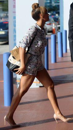 Legs..sure. I want the bun.  All legs in South Beach on December 9, 2013. -Cosmopolitan.com