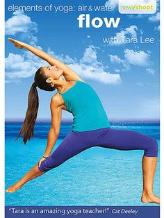 Yoga DVDs We Love: Elements of Yoga: Air and Water with Tara Lee