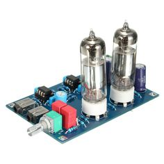 DIYクラスA 6J5 HIFIヘッドフォンアンプ真空管プリアンプキット