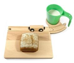 Neue Freunde - Frühstücksbrettchen  © Neue Freunde