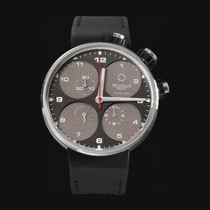 Meccaniche Veloci - Quattro Valvole 44 - Chronograph - Classic - W123N076