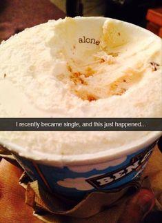So very alone