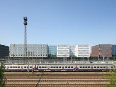 Offices Tiensevest Leuven / Crepain Binst Architecture + ARCHI+I